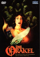The Oracle - German DVD cover (xs thumbnail)