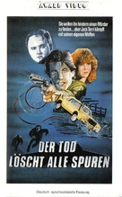 Blow Out - German VHS cover (xs thumbnail)