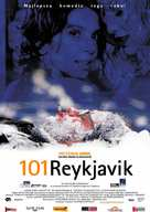 101 Reykjavík - Polish poster (xs thumbnail)