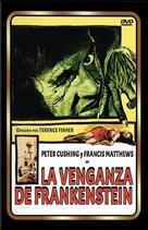 The Revenge of Frankenstein - Spanish Movie Cover (xs thumbnail)