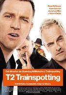 T2: Trainspotting - Spanish Movie Poster (xs thumbnail)