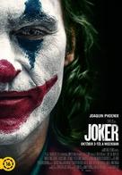 Joker - Hungarian Movie Poster (xs thumbnail)