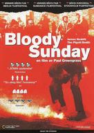 Bloody Sunday - Swedish DVD cover (xs thumbnail)