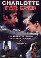 Charlotte for Ever - Italian DVD cover (xs thumbnail)