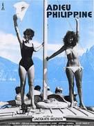 Adieu Philippine - French Movie Poster (xs thumbnail)