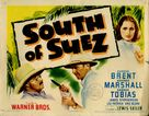 South of Suez - Movie Poster (xs thumbnail)
