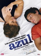 Azuloscurocasinegro - French Movie Poster (xs thumbnail)