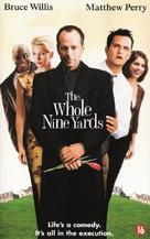 The Whole Nine Yards - Dutch DVD movie cover (xs thumbnail)