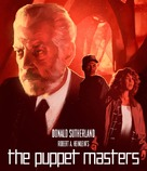 The Puppet Masters - Blu-Ray cover (xs thumbnail)