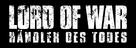 Lord Of War - German Logo (xs thumbnail)