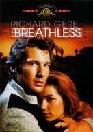 Breathless - DVD cover (xs thumbnail)