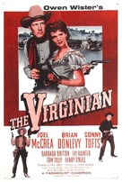 The Virginian - Movie Poster (xs thumbnail)