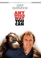 Any Which Way You Can - DVD cover (xs thumbnail)