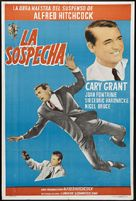 Suspicion - Argentinian Movie Poster (xs thumbnail)