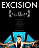 Excision - Movie Poster (xs thumbnail)