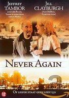 Never Again - Dutch Movie Cover (xs thumbnail)