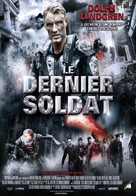 Battle of the Damned - French Movie Poster (xs thumbnail)