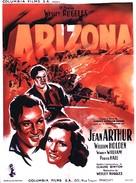 Arizona - French Movie Poster (xs thumbnail)