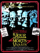 Day of the Dead - French Movie Poster (xs thumbnail)