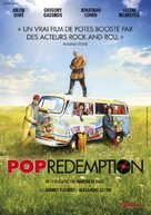 Pop Redemption - French DVD cover (xs thumbnail)
