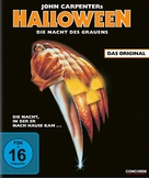Halloween - German Blu-Ray movie cover (xs thumbnail)