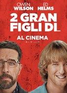 Father Figures - Italian Movie Poster (xs thumbnail)