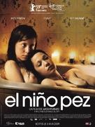 El niño pez - French Movie Poster (xs thumbnail)
