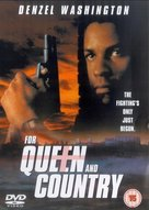 For Queen and Country - British DVD movie cover (xs thumbnail)