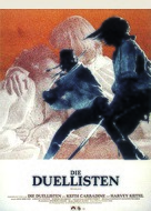 The Duellists - German Movie Poster (xs thumbnail)