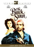 The Black Swan - DVD cover (xs thumbnail)