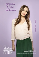 Perdona si te llamo amor - Spanish Movie Poster (xs thumbnail)
