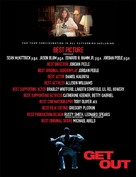 Get Out - For your consideration poster (xs thumbnail)