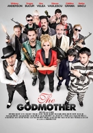The Godmother - Romanian Movie Poster (xs thumbnail)