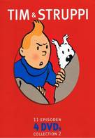 """Les aventures de Tintin"" - German DVD movie cover (xs thumbnail)"