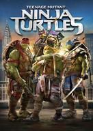 Teenage Mutant Ninja Turtles - Movie Cover (xs thumbnail)