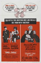 Some Like It Hot - Combo movie poster (xs thumbnail)