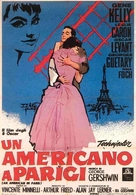 An American in Paris - Italian Movie Poster (xs thumbnail)
