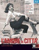 Amore in città, L' - Italian Movie Cover (xs thumbnail)