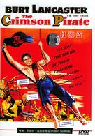 The Crimson Pirate - Chinese Movie Cover (xs thumbnail)