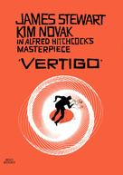 Vertigo - DVD movie cover (xs thumbnail)