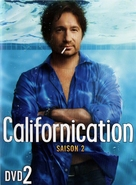 """""""Californication"""" - French DVD cover (xs thumbnail)"""