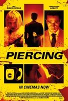 Piercing - Australian Movie Poster (xs thumbnail)