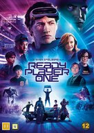 Ready Player One - Danish Movie Cover (xs thumbnail)