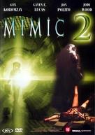 Mimic 2 - DVD cover (xs thumbnail)