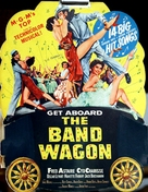 The Band Wagon - Movie Poster (xs thumbnail)