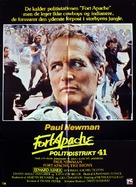 Fort Apache the Bronx - Danish Movie Poster (xs thumbnail)