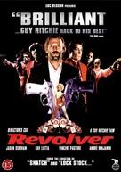 Revolver - Danish DVD cover (xs thumbnail)