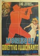 Coplan ouvre le feu à Mexico - Italian Movie Poster (xs thumbnail)