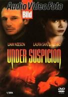 Under Suspicion - German DVD movie cover (xs thumbnail)