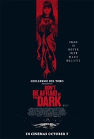 Don't Be Afraid of the Dark - British Movie Poster (xs thumbnail)